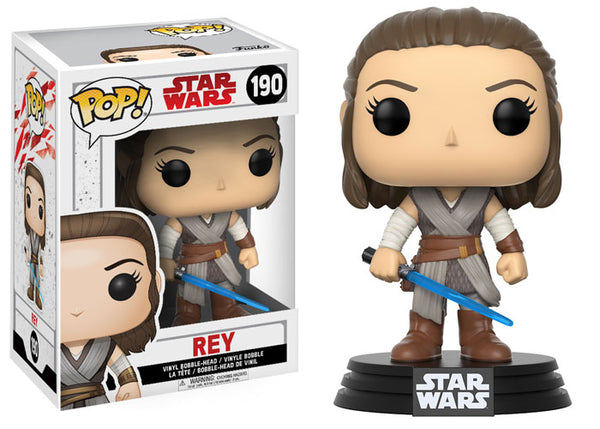 Star Wars: The Last Jedi - Rey Funko Pop!