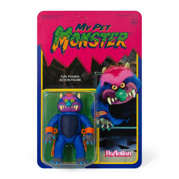 My Pet Monster ReAction Figure