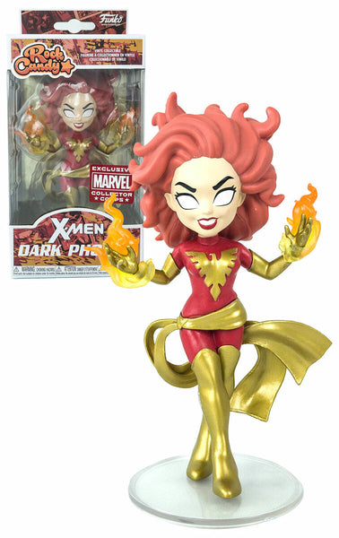 Funko Rock Candy Marvel Collector Corps Dark Phoenix