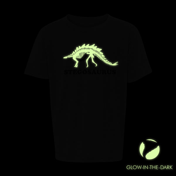 Kid's Stegosaurus Glow in the Dark