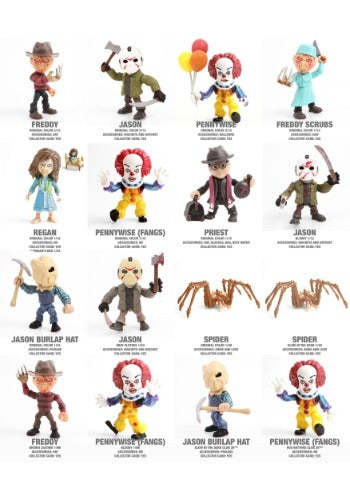 Horror Mystery Box Loyal Subject Figures