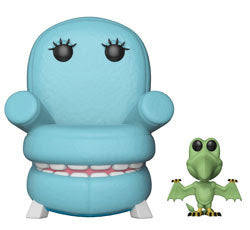 Chairry w/ Pterri Pee-wee's Playhouse Pop! Vinyl Figure