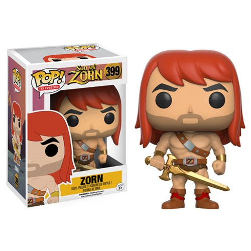 Son of Zorn Pop! Vinyl Figure