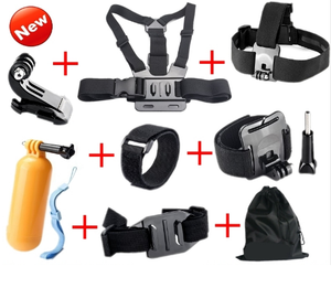 GoPro full accessories kit
