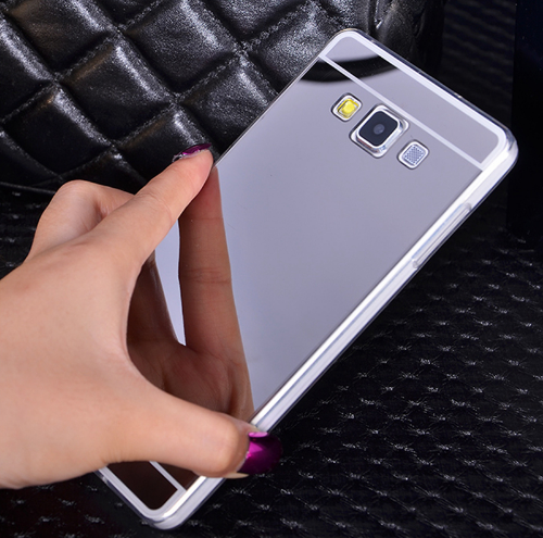 Fashion Luxury Mirror Soft Case For Iphone