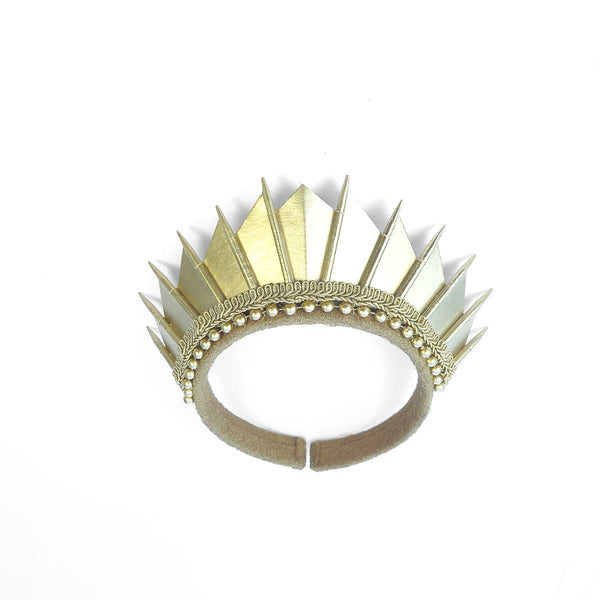 Gold Blade Crown
