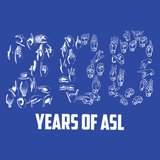 200 Year of ASL - Alphabet Handshapes Graphic Shirt
