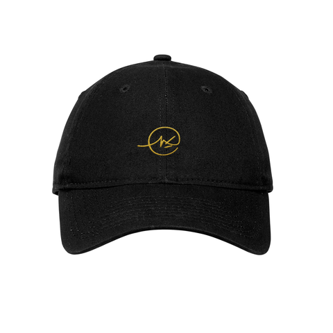 Marlee Matlin - Graphic Cap (Adjustable Unstructured, 100% Cotton)