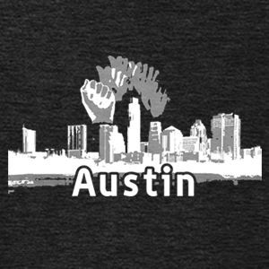 US Major Cities - Austin Skyline Shirt
