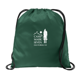 Camp Mark Seven - Classic Logo String Backpack