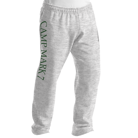 Camp Mark Seven - Printed Thigh Sweatpants