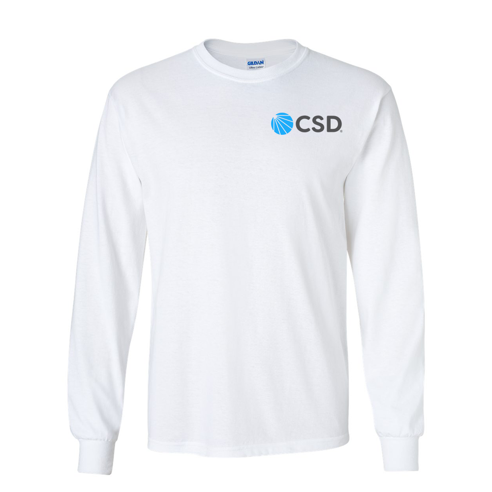 CSD - Men's Long Sleeve (CSD Full Color Logo)