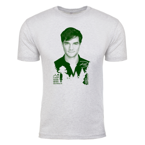 Camp Mark Seven - Daniel Durant Graphic Shirt