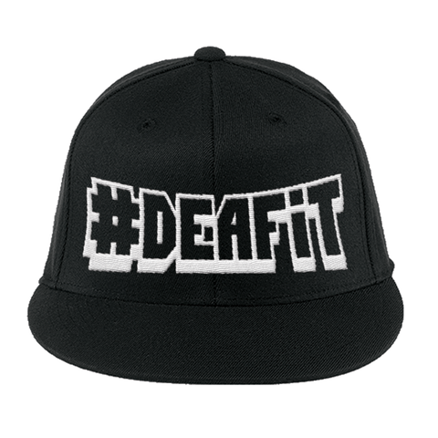 DEAFiT — #DEAFiT Graphic Cap