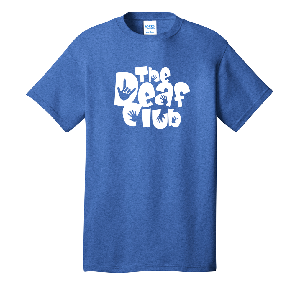 The Deaf Club - Official Graphic Shirt