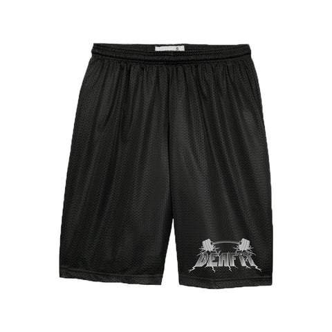 DEAFiT — Official Logo Shorts