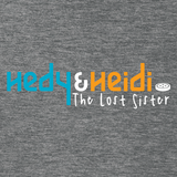 Hedy and Heidi: The Lost Sister Official Movie Shirt