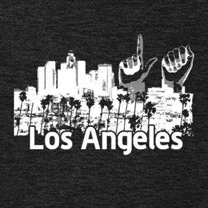US Major Cities - Los Angeles (LA) Skyline Shirt