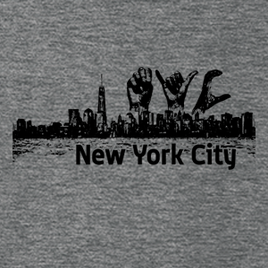 US Major Cities - New York City (NYC) Skyline Shirt