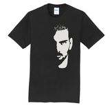 Nyle DiMarco - Half-Faced Graphic Shirt