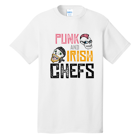 Punk and Irish Chefs - Official Graphic Shirt