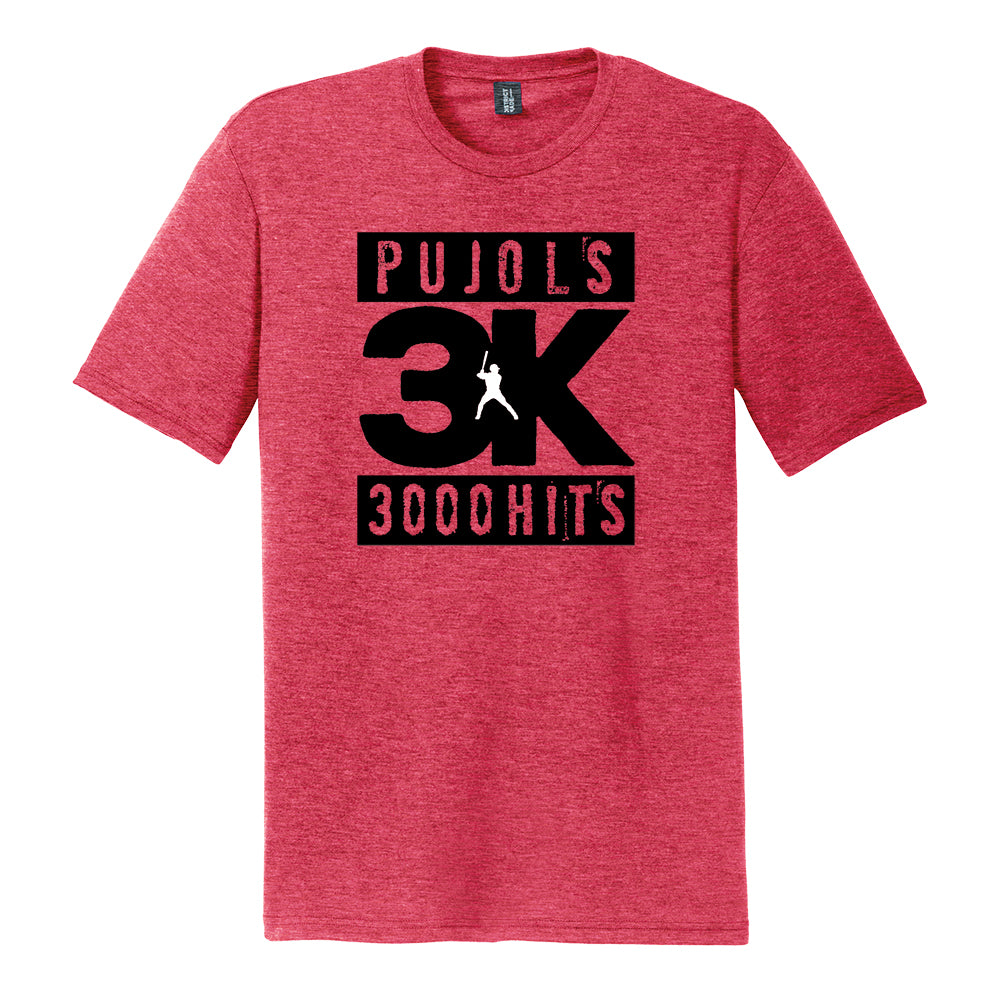 Albert Pujols — 3,000 Hits Shirt