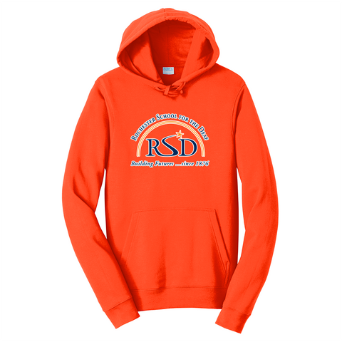Rochester School for the Deaf - Official Logo Hoodie