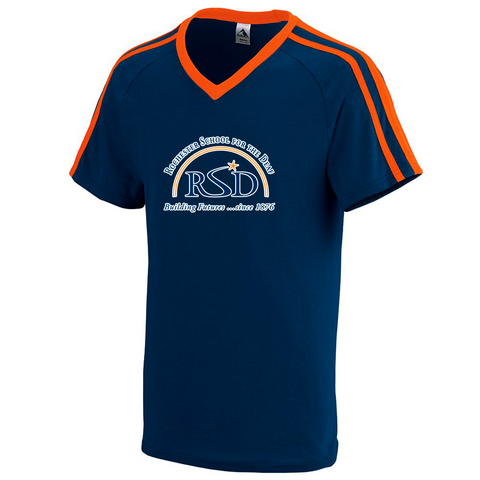 Rochester School for the Deaf - Official Logo Jersey Shirt