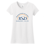 Rochester School for the Deaf - Official Logo Shirt (Girls)