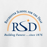 Rochester School for the Deaf - Official Logo Shirt (Youth)