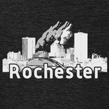 US Major Cities - Rochester Skyline Shirt