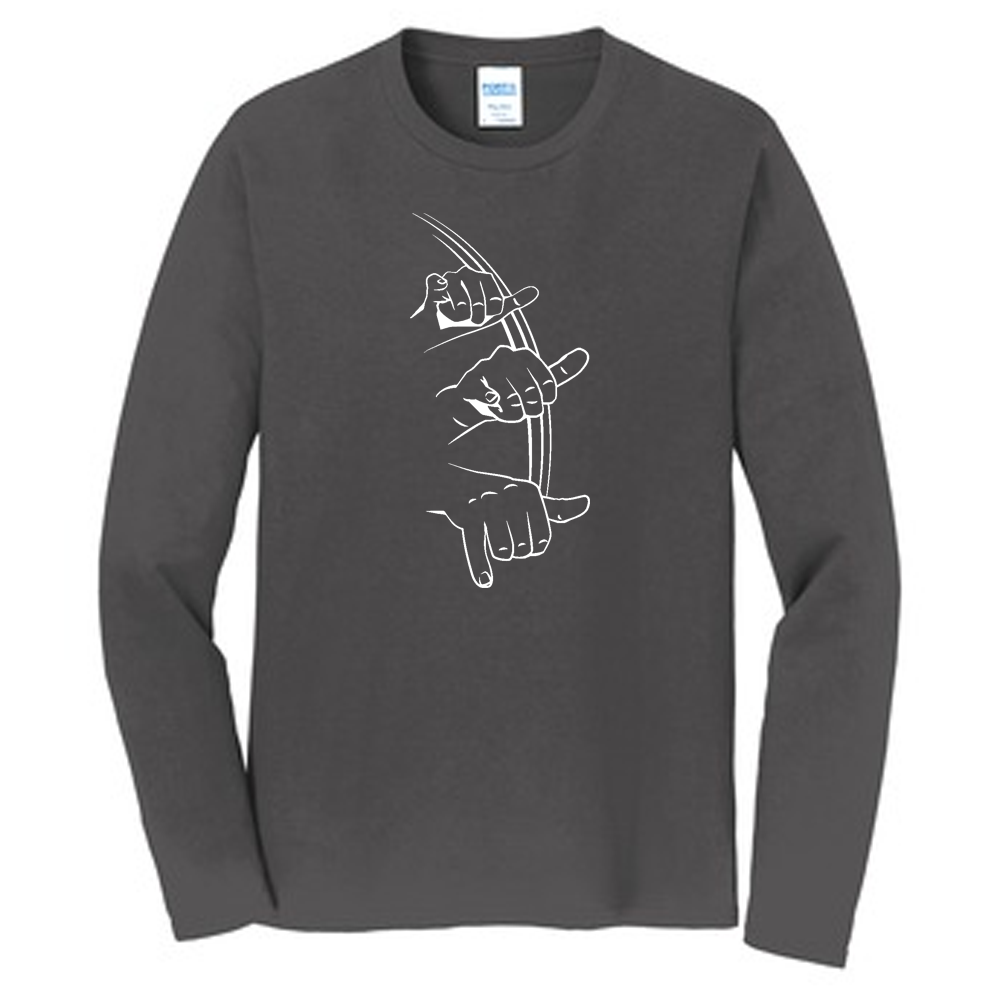 "170DB - ""That!"" (in ASL) Long Sleeve Shirt"