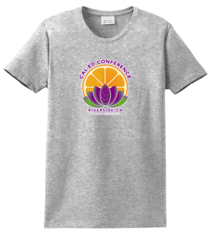 CAL-ED Conference Women's T-Shirt