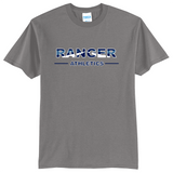 Texas School for the Deaf - Ranger Athletics (multicolored) 50/50 Blend Shirt