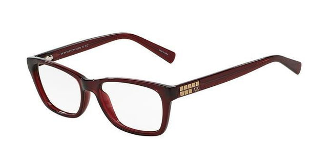 Armani Exchange AX3006 8003 Eyeglasses Berry