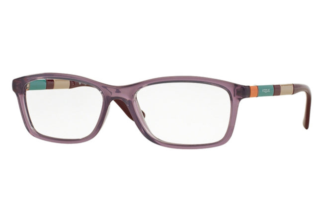 Vogue VO 2968 2326 Eyeglasses Transparent Violet