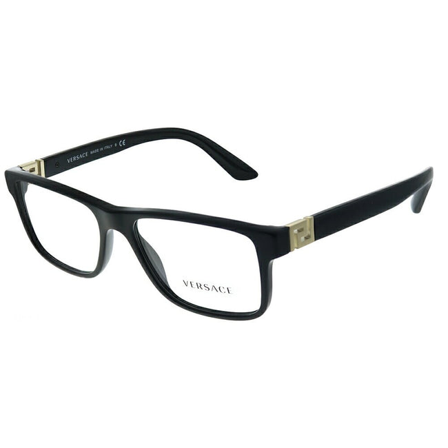 Versace VE 3211 GB1 Eyeglasses Black