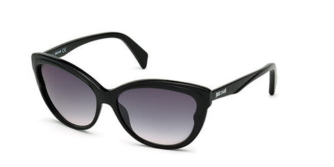 Just Cavalli JC0763 Eyeglasses Shiny Black