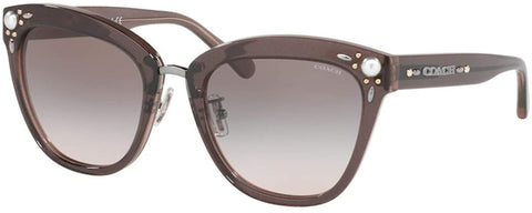 Coach HC 8271U 555787 Sunglasses