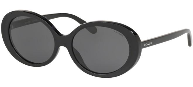 Coach HC 8270U 500287 Sunglasses