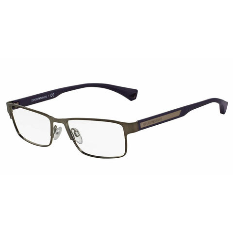 Emporio Armani EA 3065 5372 Eyeglasses Transparent Gray