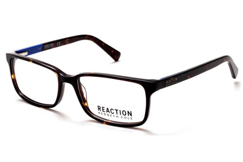 Kenneth Cole Reaction KC0747 Eyeglasses Matte Black