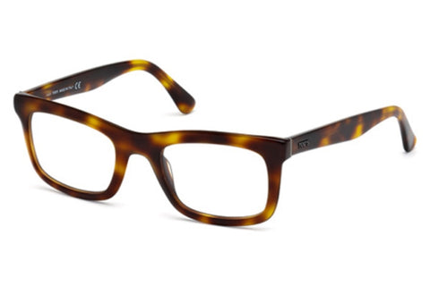 Tod's TO 5117 052 Eyeglasses Dark Havana