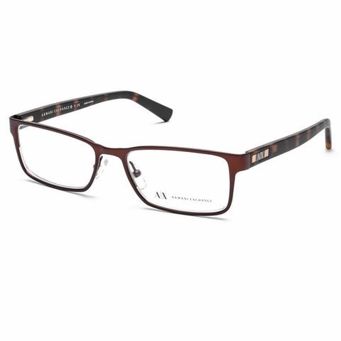 Armani Exchange AX3017 Eyeglasses Transparent Beige