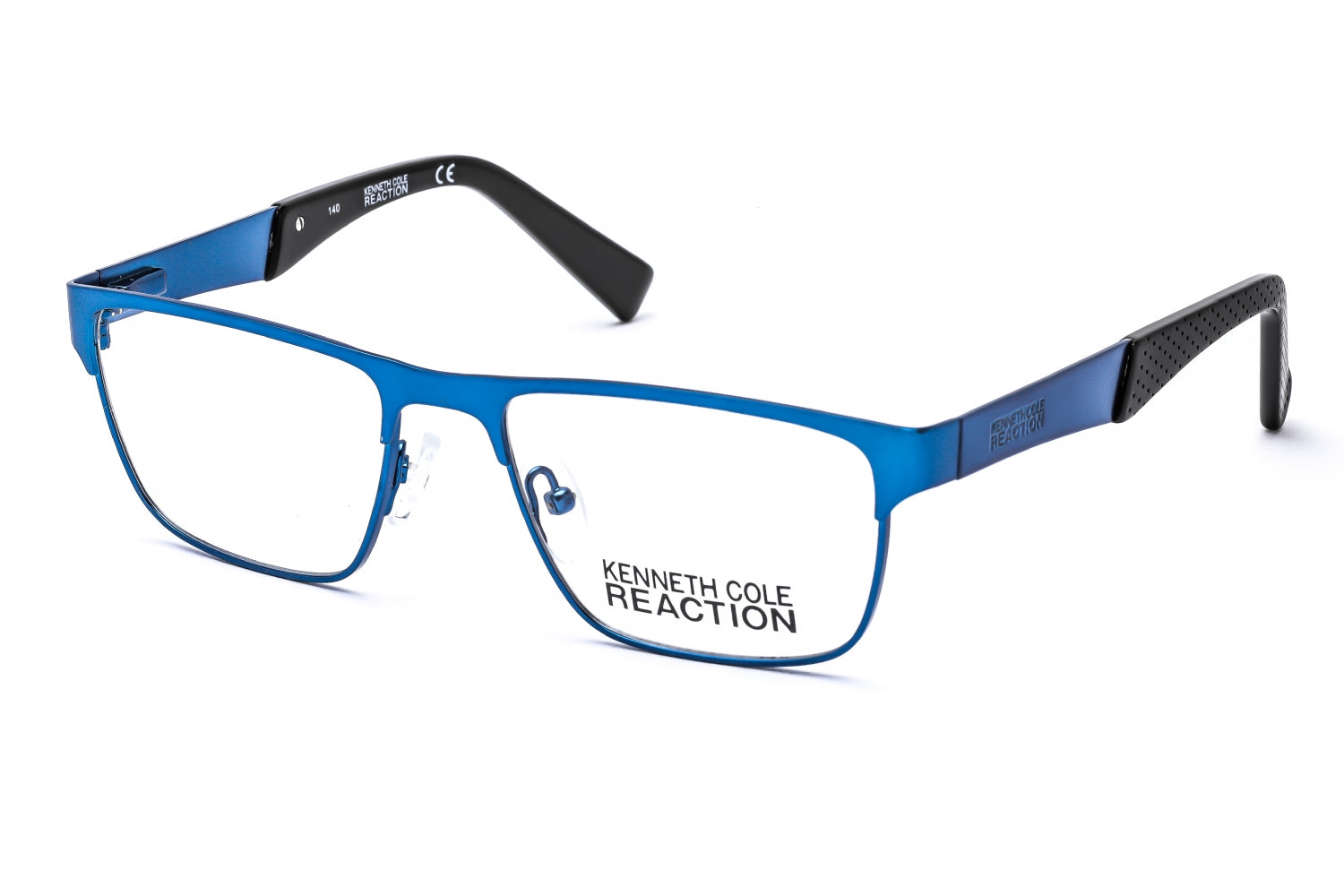 Kenneth Cole Reaction KC0770 Eyeglasses Matte Blue