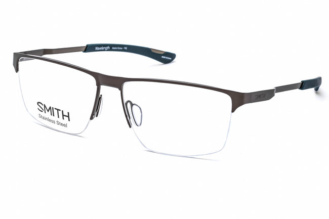 Smith Optics Wavelength Eyeglasses Matte Gray