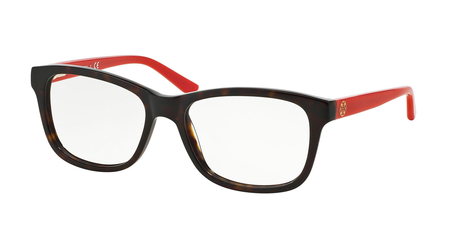 Tory Burch TY 2038 1213 Eyeglasses Dark Tortoise