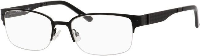 Chesterfield Chesterfield 37 XL 0003 Eyeglasses Semi-Matte Black