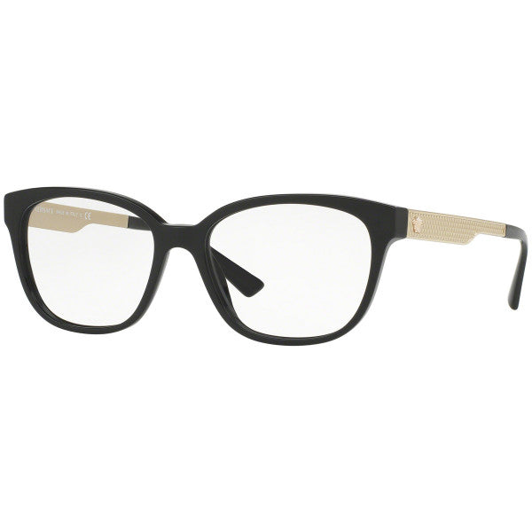 Versace VE3240 GB1 Eyeglasses Black