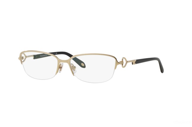 Tiffany TF 1106 6021 Eyeglasses Pale Gold